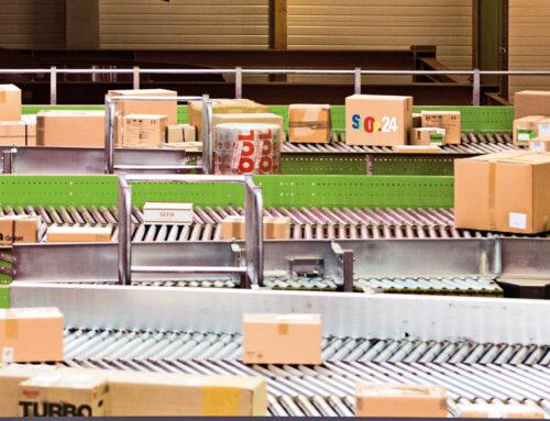 9 op de 10 e-commerce-verpakkingen van golfkarton